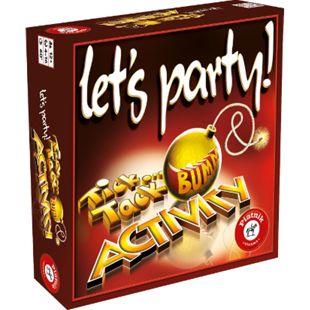 Piatnik 6382 Let's Party Activity Tick Tack Bumm - Bild 1