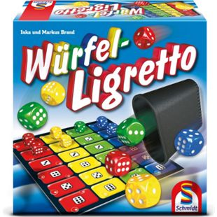 Schmidt Spiele Würfel-Ligretto - Bild 1