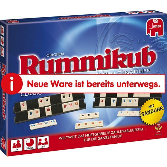 Jumbo 17571 Original Rummikub Classic - Bild 1