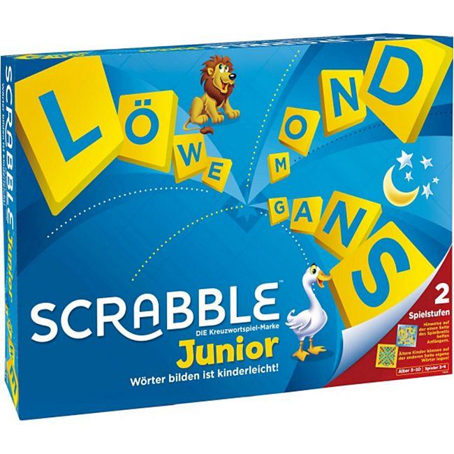 MATTEL GAMES Mattel Scrabble Junior - Bild 1