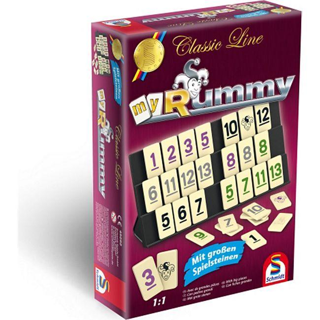 Schmidt Spiele Classic Line MyRummy - Bild 1