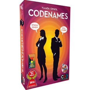 Asmodee Codenames Spiel des Jahres 2016 - Bild 1