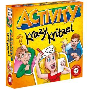 Piatnik 6063 Activity Krazy Kritzel - Bild 1