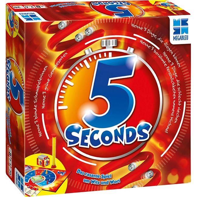 Mega Bleu 5 Seconds - Bild 1