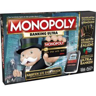 Hasbro Gaming Hasbro Monopoly Banking Ultra - Bild 1