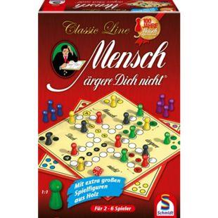 Schmidt Spiele Classic Line Mensch ärgere Dich nicht - Bild 1