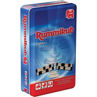 Jumbo 03817 Original Rummikub Kompakt in Metalldose - Bild 1