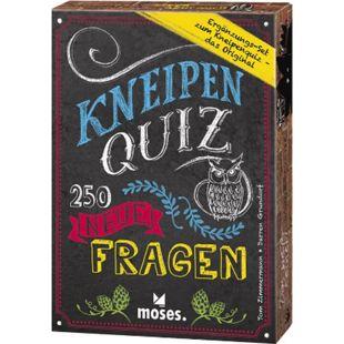 moses Kneipeinquiz Neue Fragen - Bild 1