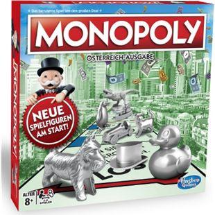 Hasbro Gaming Monopoly Classic österreichische Version - Bild 1
