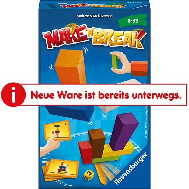 Ravensburger 23444 Make'n'Break Mitbringspiel - Bild 1