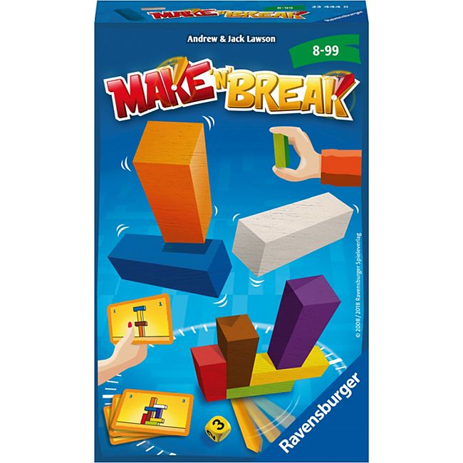 Ravensburger 23444 Make'n'Break Mitbringspiel - Bild 1