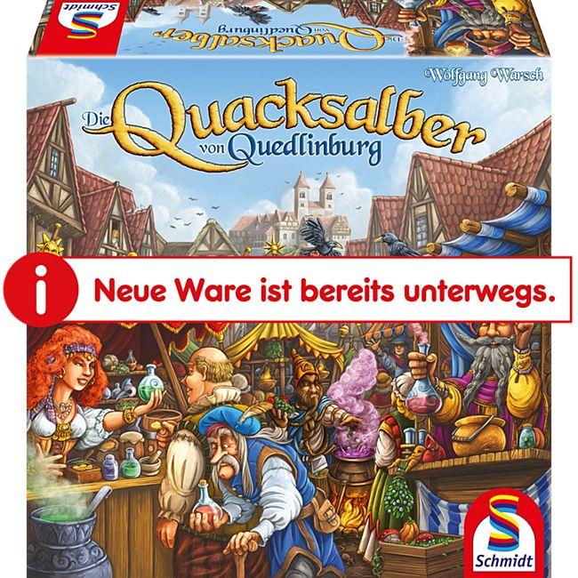 Schmidt Spiele Die Quacksalber von Quedlinburg Kennerspiel des Jahres 2018 - Bild 1