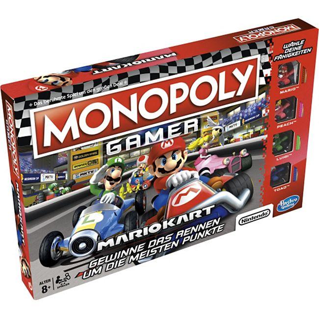 Hasbro Gaming Hasbro E1870100 Monopoly Gamer Mario Kart - Bild 1