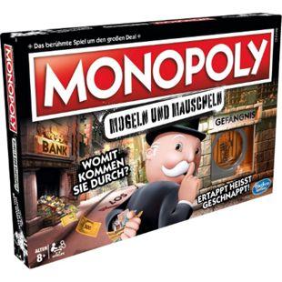 Hasbro Gaming Hasbro E1871100 Monopoly Mogeln und Mauscheln - Bild 1