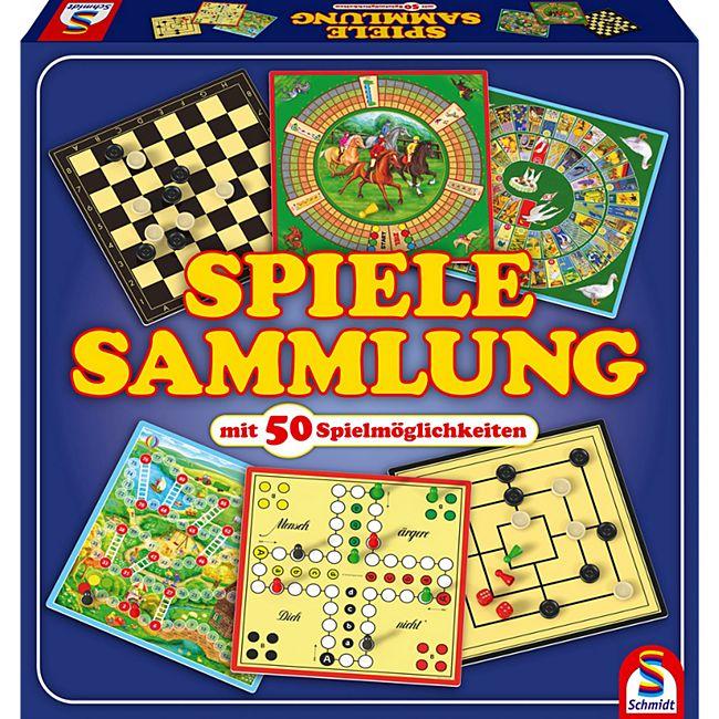 Schmidt Spiele Spiele-Sammlung mit 50 Spielen - Bild 1