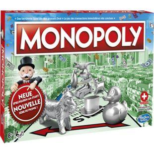 Hasbro Gaming Hasbro C1009149 Monopoly Classic - Schweiz Version - Bild 1