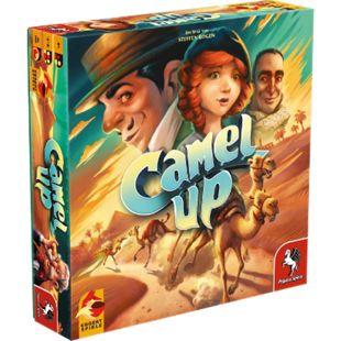 Pegasus Spiele Camel Up 2. Edition - Bild 1