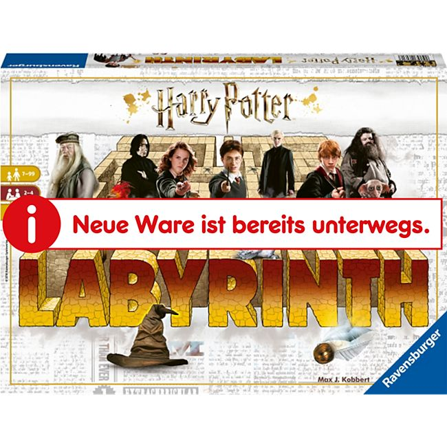Ravensburger 26031 Harry Potter Labyrinth - Bild 1