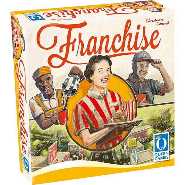 Queen Games Franchise - Bild 1