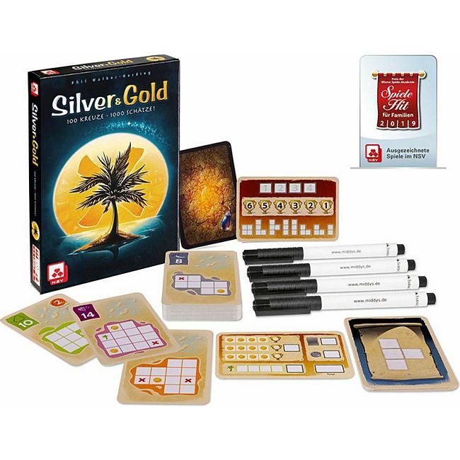NSV Silver & Gold - Bild 1