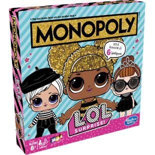 Hasbro Gaming Hasbro E7572100 Monopoly LOL - Bild 1
