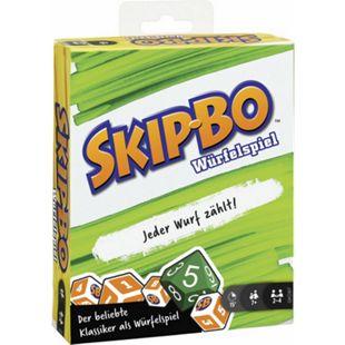 MATTEL GAMES Mattel GKD67 Skip-Bo Würfelspiel (D) - Bild 1