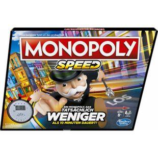 Hasbro Gaming Hasbro E7033100 MONOPOLY SPEED - Bild 1