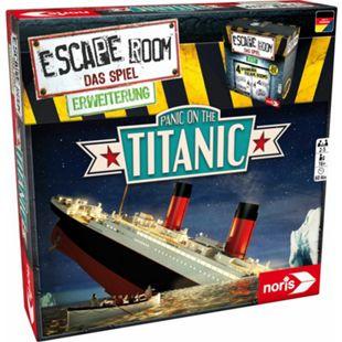 Noris Simba   Escape Room Panic on the Titanic Erweiterung - Bild 1