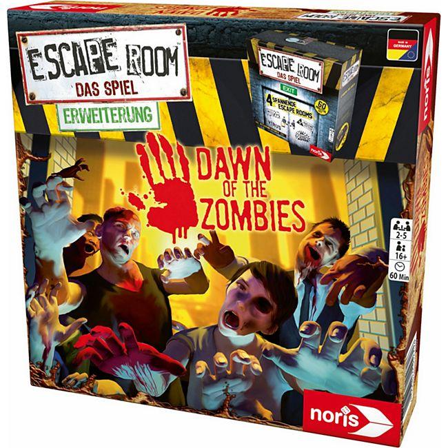 Noris Simba   Escape Room Dawn of the Zombies Erweiterung - Bild 1