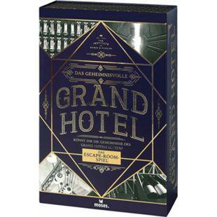 moses Das geheimnisvolle Grand Hotel - Bild 1