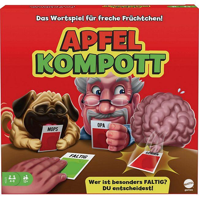 MATTEL GAMES Mattel GTJ54 Apfelkompott - Bild 1