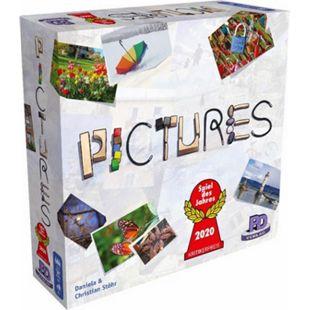 PD-Verlag Pictures Spiel des Jahres 2020 - Bild 1