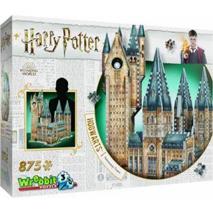 Wrebbit 3D Puzzle 3D-Puzzle Harry Potter Hogwarts Astronomieturm 875 Teile - Bild 1
