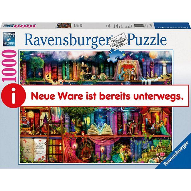 Ravensburger 19684 Puzzle Magische Märchenstunde 1000 Teile - Bild 1