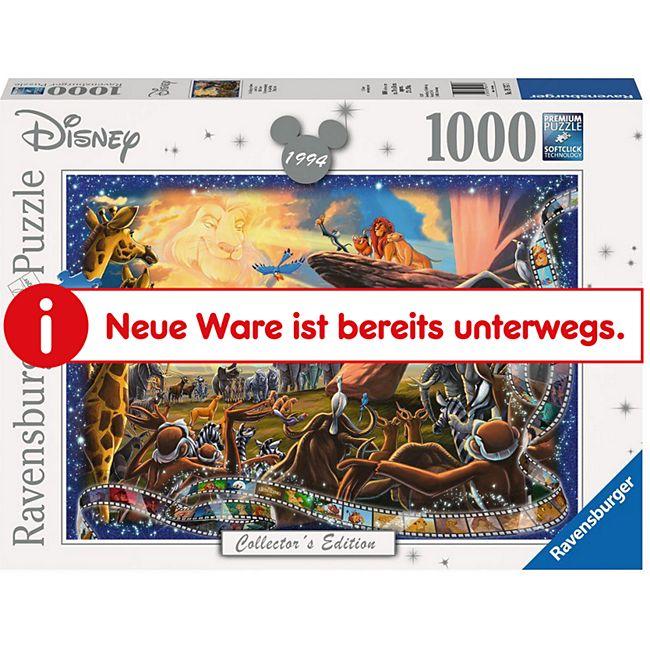Ravensburger 19747 Puzzle König der Löwen 1000 Teile - Bild 1