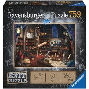Ravensburger 19950 Puzzle: EXIT Sternwarte 759 Teile - Bild 1