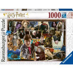 Ravensburger 15170 Puzzle Harry Potter gegen Voldemort 1000 Teile - Bild 1