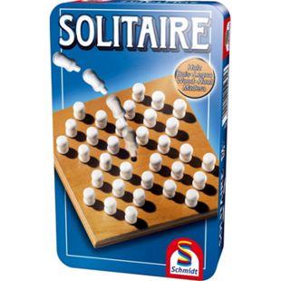Schmidt Spiele Solitaire Mitbringspiel in der Metalldose - Bild 1