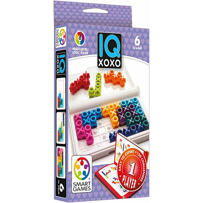 SMART Toys smart Games IQ XOXO - Bild 1