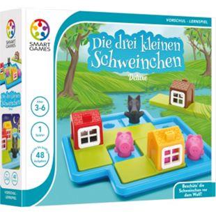 SmartGames smart Games Die 3 kleinen Schweinchen inklusive Begleitbuch - Bild 1