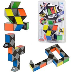 CLOWN GAMES Clown Magic Puzzle Multicolour - Bild 1