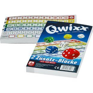 NSV Qwixx - Zusatzblöcke 2er Pack - Bild 1