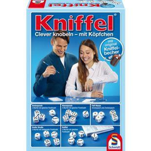 Schmidt Spiele Kniffel mit Lederwürfelbecher - Bild 1