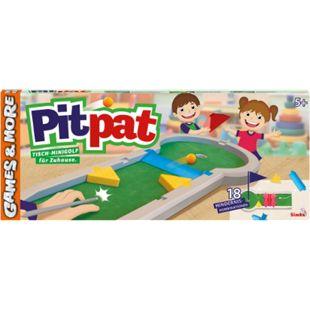 Simba Games & More Pitpat Tisch-Minigolf - Bild 1