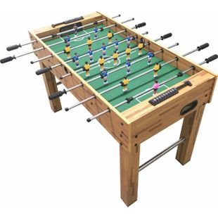 Natural Games Kickertisch 122 x 61 x 79 cm - Bild 1