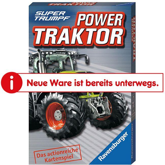 Ravensburger 20307 Quartett Power Traktor - Bild 1