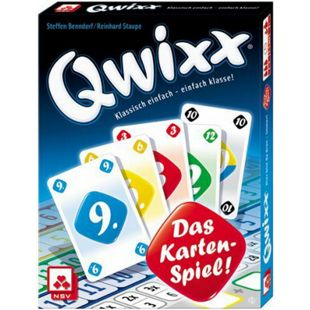 NSV Qwixx - Das Kartenspiel - Bild 1
