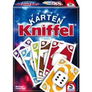 Schmidt Spiele Karten Kniffel - Bild 1