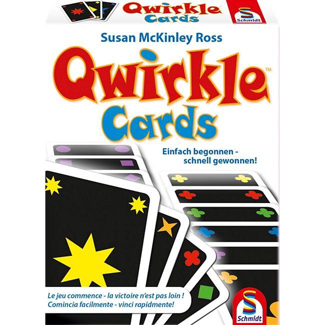 Schmidt Spiele Qwirkle Cards - Bild 1