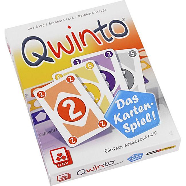 NSV Qwinto Kartenspiel - Bild 1